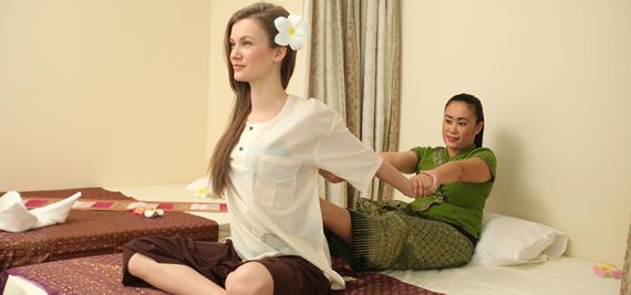 Традиционен тайландски масаж