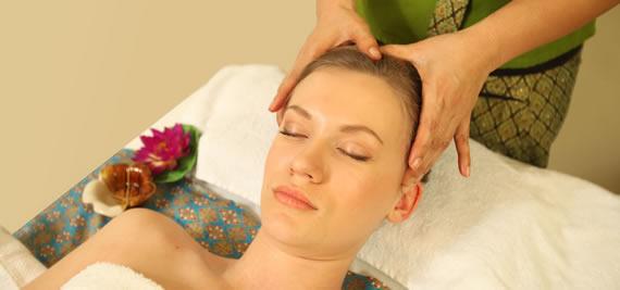 Тайландски арома масаж