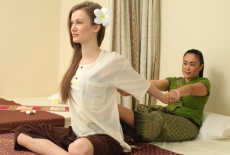 Thai massage - an effective way to cope with stress